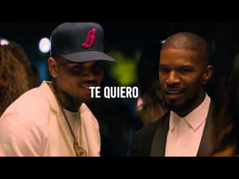 You changed me | Jamie Foxx ft. Chris Brown | Traducida al español.