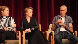 PHANTOM THREAD - NY Q&A with PT, Vicky Krieps, Lesley Manville, and Daniel Day-Lewis