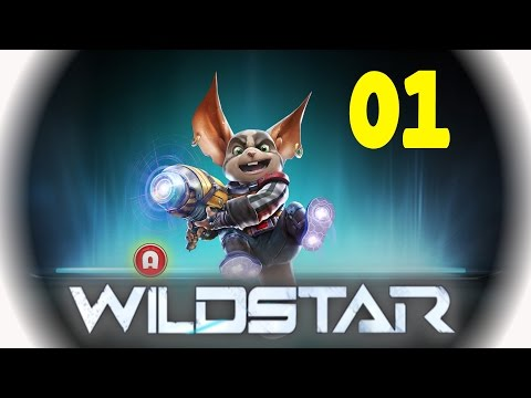 WildStar [Gameplay] #01 Ein Held wird geboren [German] [Deutsch] [Let´s Play]