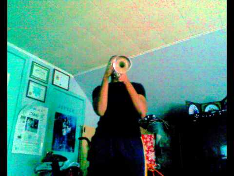 Kanye West  All of The Lights Trumpet