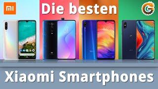 Die 10 besten Xiaomi Handys: Testsieger und Vergleich