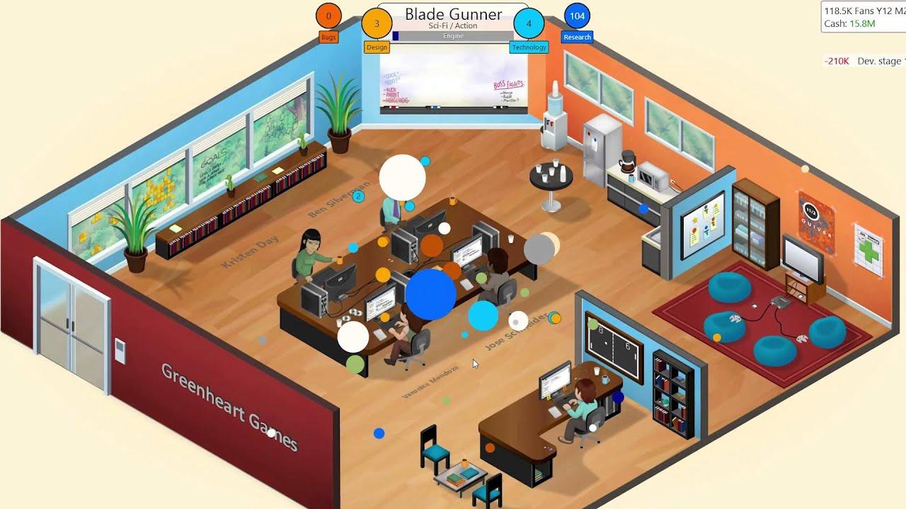 Game Dev Tycoon Deutsch