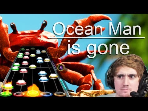 Crab Rave + Ocean Man??? THE QUINTESSENTIAL SONG OF THE SEAS 🦀