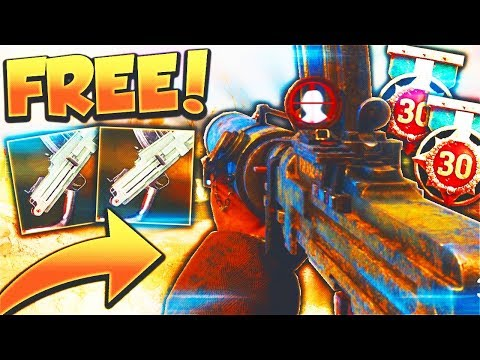 First Time EVER Using This Weapon in COD WW2...(NEW COMBATANT ORDER) - Free Weapon COD WW2!
