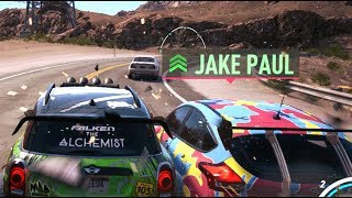 JAKE PAUL IN NEED FOR SPEED PAYBACK!!!!