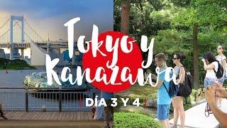 JAPÓN 2016 - Día 3 y 4 / TOKYO y KANAZAWA / Shin-Okubo, Odaiba, Kenroku-en