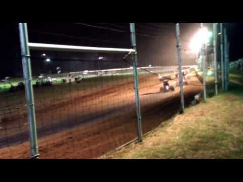 August 31, 2013--281 Speedway--Feature--First win for Chip!!