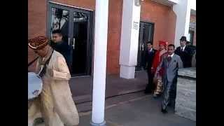 Indian Music ,Wedding Music Pravesh Khelawan Plays Snare Drums @ a Wedding Entrance Gangnam Style
