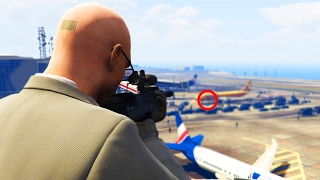 ULTIMATE PRESIDENT ASSASINATION! (GTA 5 Mods Gameplay)