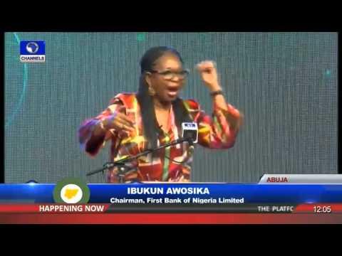The Platform 2016: Ibukun Awosika Speaks On Entrepreneurship Pt.2