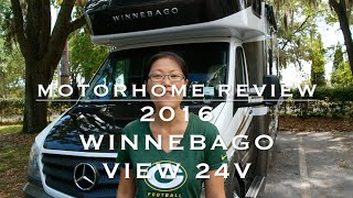 Winnebago View 24V Walk-Through | Small Class C RV