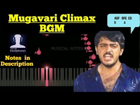 Mugavari Climax BGM | Thala Ajith | Deva | Musical Notes 4u