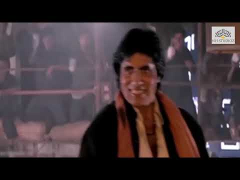 Jumma Chumma De De | Kavita Krishnamurthy, Sudesh Bhosle | Hum Songs | Amitabh Bachchan, Kimi Katkar