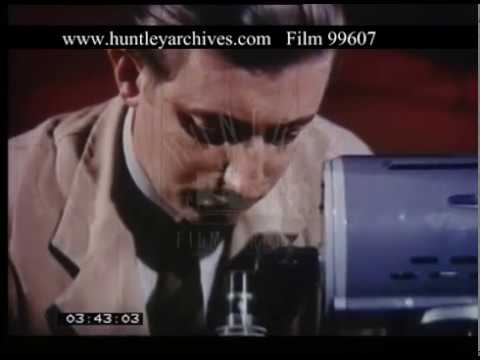 The Work Of The Cavendish Laboratory Cambridge, 1950s - Film 99607