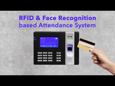 DIY RFID and Face Recognition Attendance System