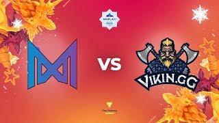 Nigma vs ViKin.GG - Map2 | Ru-VODs | WePlay! Bukovel Minor | Qualifiers