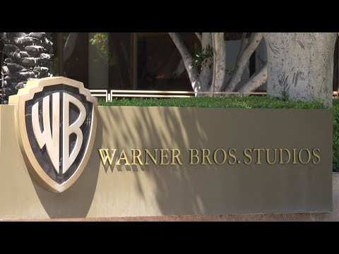 Visiting - WARNER BROS STUDIOS - Los Angeles