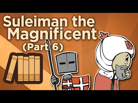 Suleiman the Magnificent - Custodian of the Two Holy Mosques - Extra History - #6