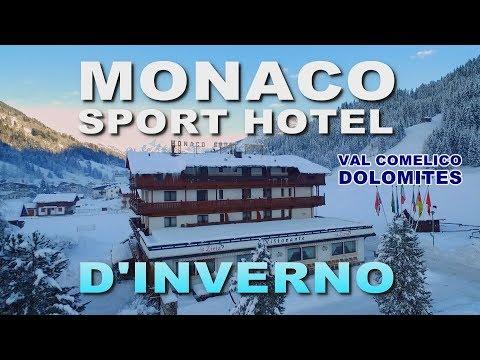 MONACO SPORT HOTEL in INVERNO