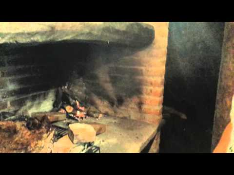 Argentine cuisine: Two fires Costillar (4/4)