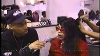 RARE LIL KIM INTERVIEW 1996