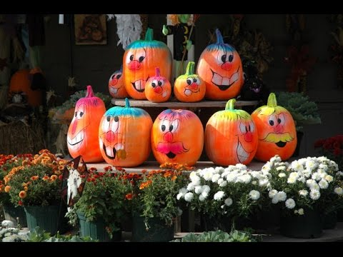 Halloween d co faire avec les enfants th me citrouille - Decoration halloween a faire ...