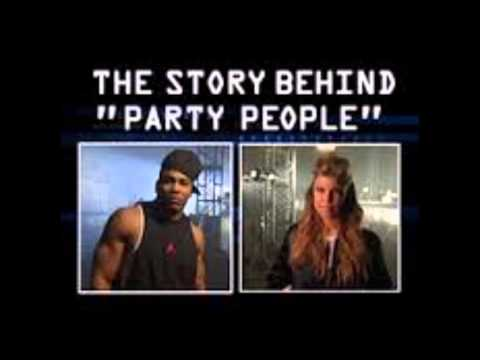steph's song pick of the week 4/19/15 to 4/26/15 Nelly ft Fergie Party people