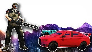 1 MAN 2 KURUMAS - GTA V Online /w Ekipa [PL/HD]