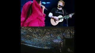 Baixar Ed Sheeran & Beyonce - Perfect Duet Live