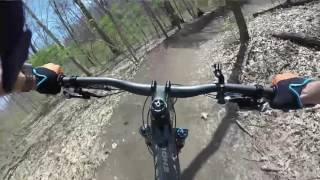 PARTY ON A SADDLE - Mt Biking Percy Warner Nashville