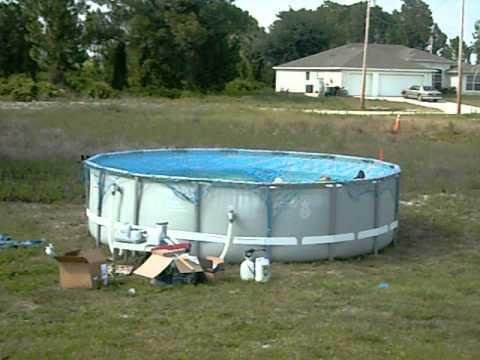 Pool Safety Net Test Fail Avi