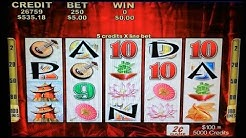 Panda Slot Machine  - Aristocrat Wild Panda 2 - Bonus win !