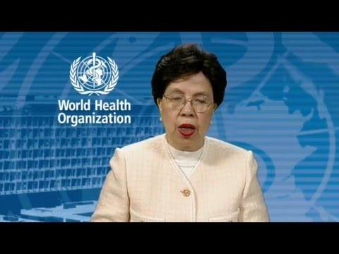 WHO: Message from Director-General for World Health Day 2016 on diabetes