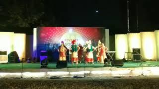 Bhangra performance by Footwork Factory @Advaita