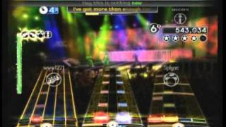The Greatest Man That Ever Lived - Weezer - Rock Band 2 - Expert Full Band Gold Stars