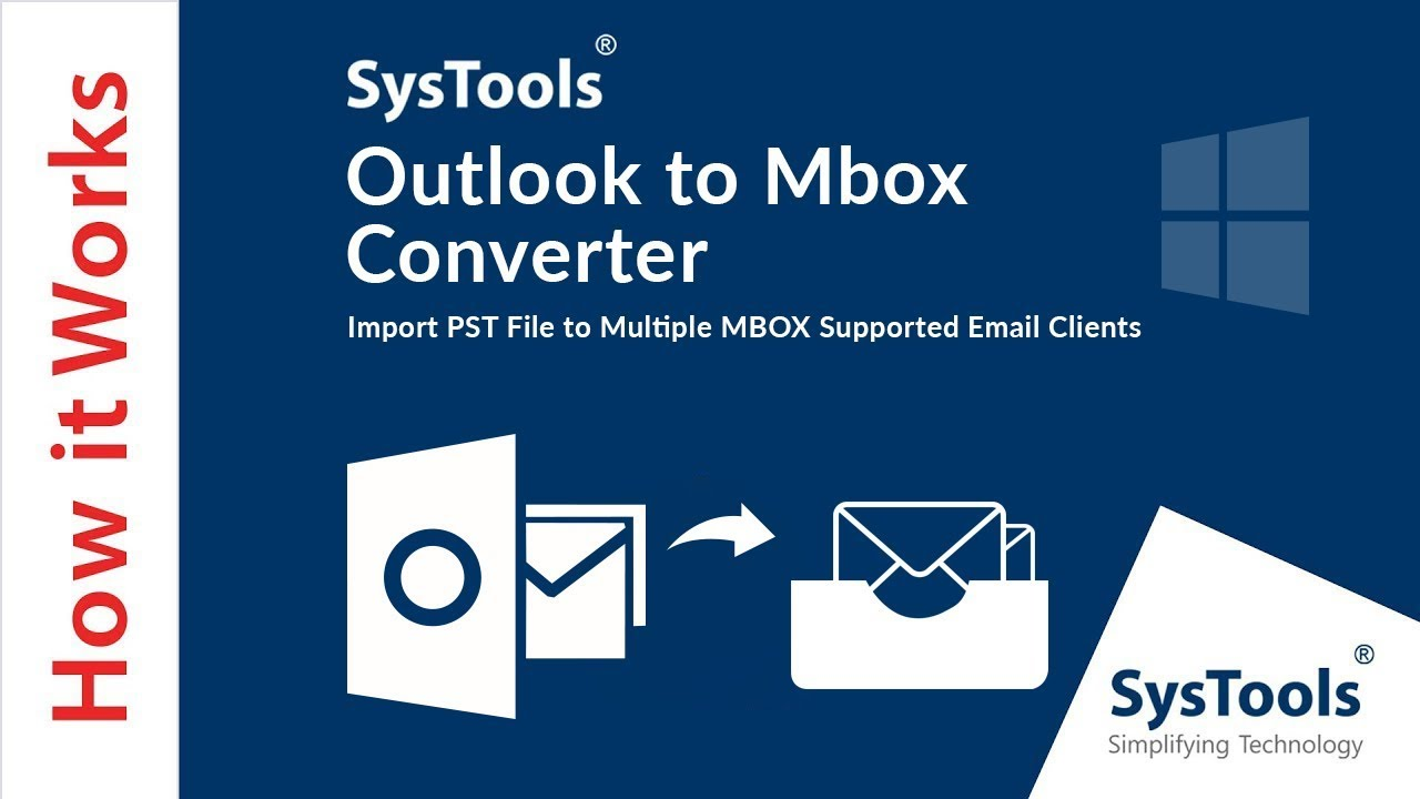 pst to mbox converter open source windows