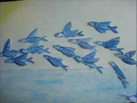 Готовим на природе. 33 серия. Летучая рыба или танцующие караси .