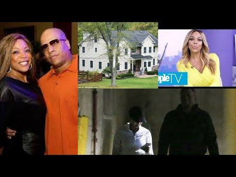 Wendy Williams Responds To Husband Cheating!! Pictures Of Home He Bought For Alleged Mistress!