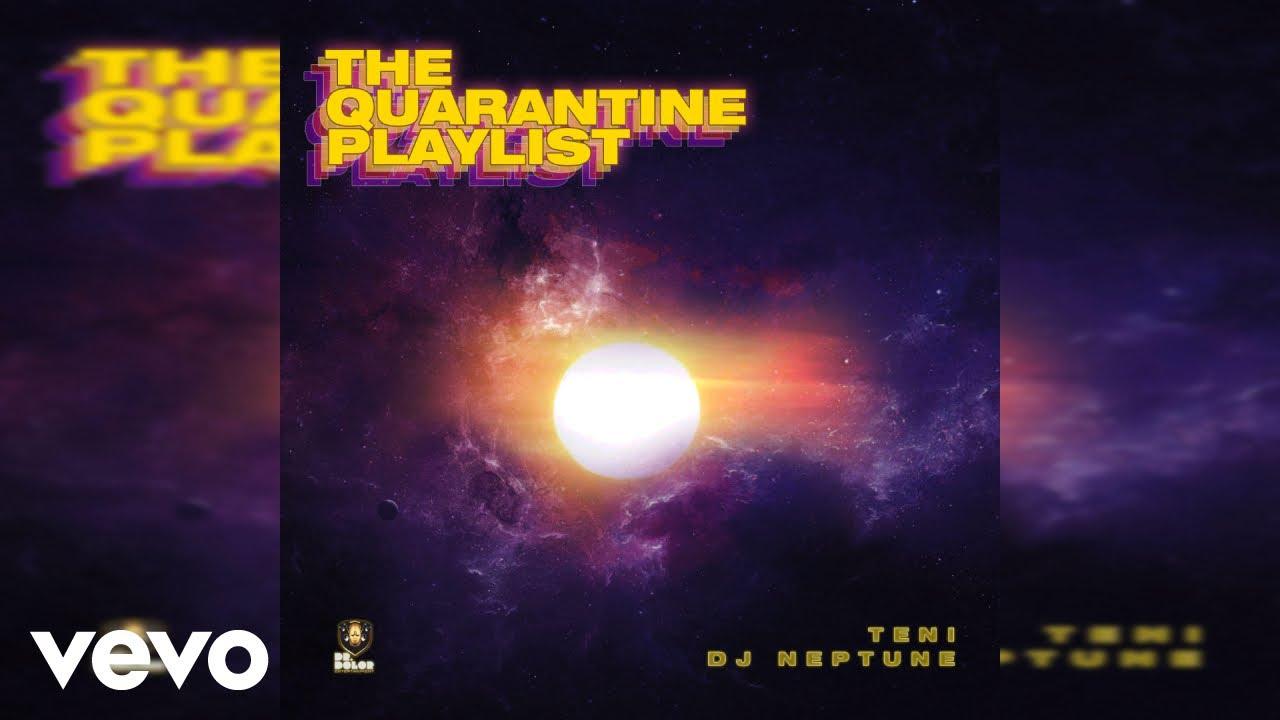 Download Teni, DJ Neptune - Mine (Official Audio)