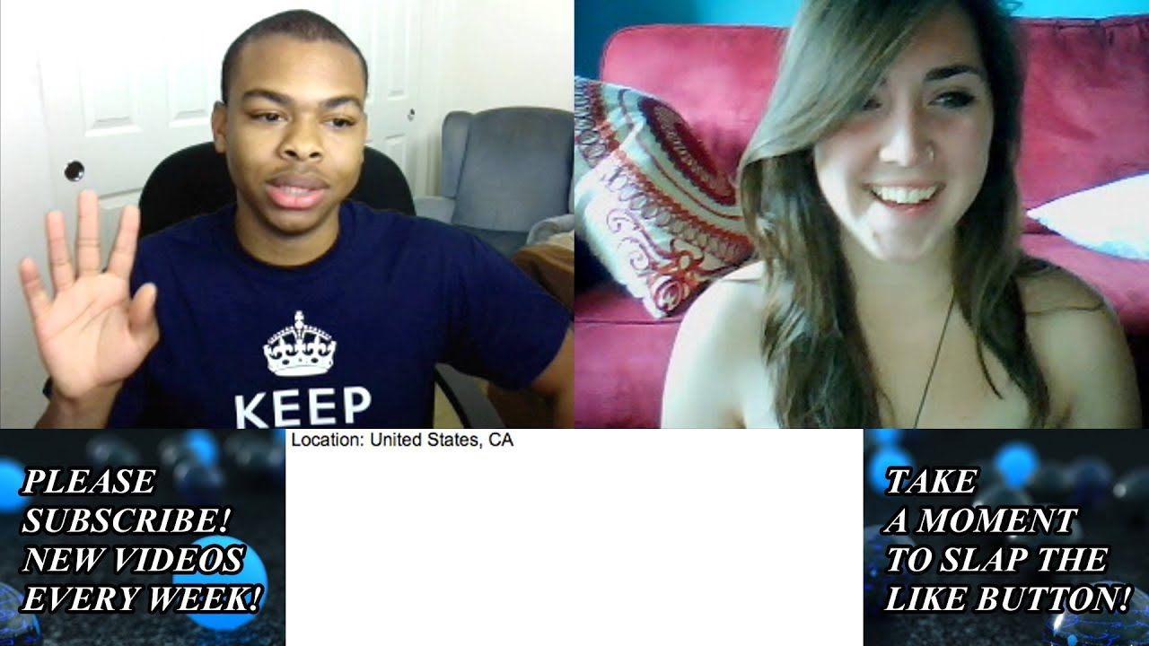 Chatroulette with more girls
