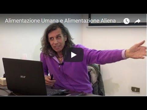 Alimentazione Umana E Alimentazione Aliena - Francesco Di Giuseppe