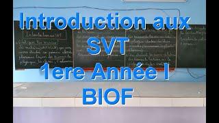 introduction aux svt