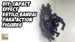 DIY #51: Impact Effect Estilo Bandai - Tutorial - Faça você mesmo