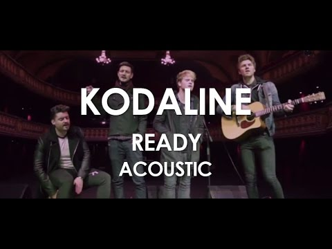 Kodaline - Ready - Acoustic - [Live in...