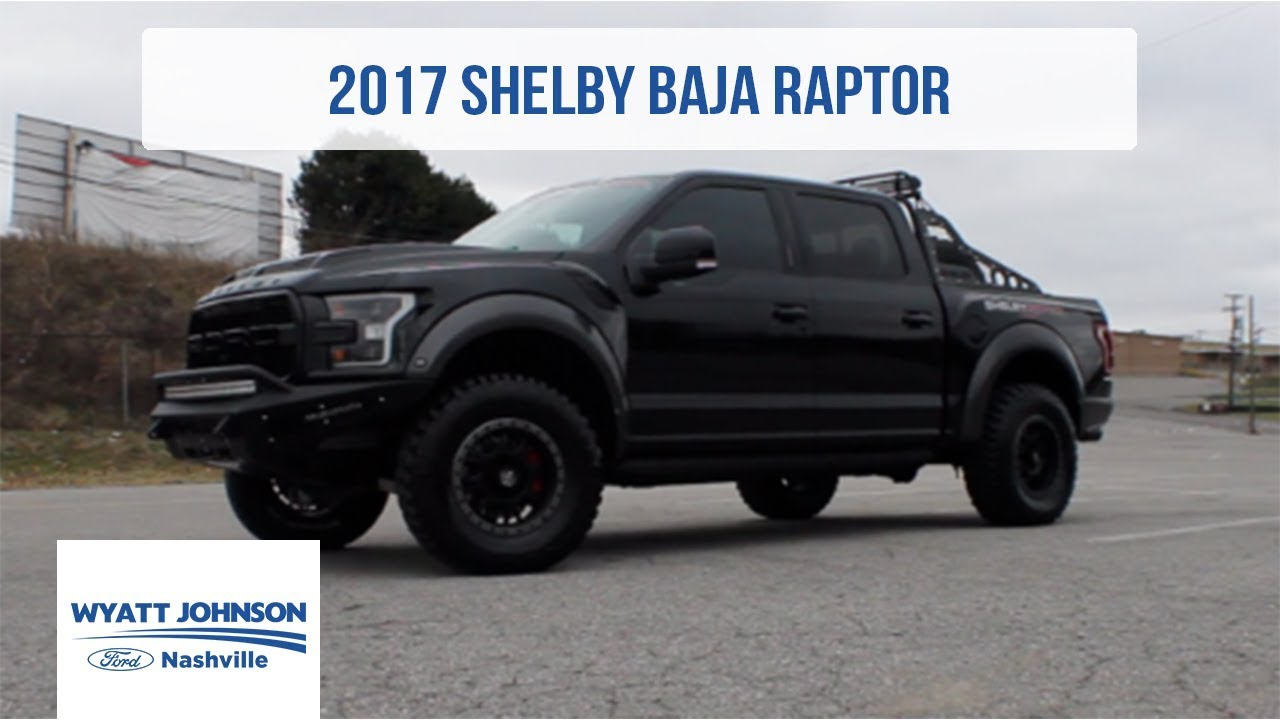 2017 shelby baja raptor 525 horsepower for sale review and walkaround