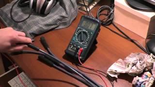 видео Как проверить высоковольтные провода зажигания?