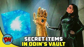10 Secret Items That were in Odin's Vault | Explained in Hindi