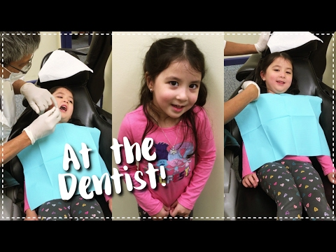 Ava's News: At the Dentist