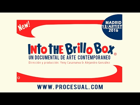 INTO THE BRILLO BOX.  Un documental de arte contemporáneo
