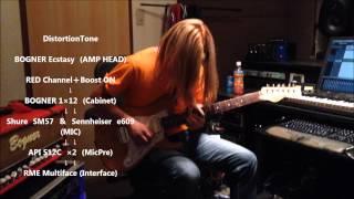 仕事場「StudioDaG」のギターRECのルーティング動画 オダクラユウ:ギタ...